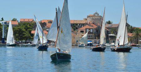 Vrboska-sails